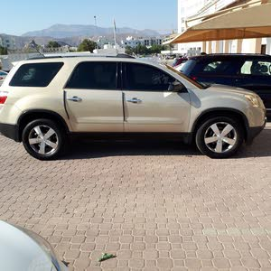 Expat driven GMC ACADIA 2010 in excellent condition for sale