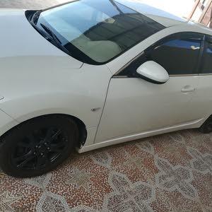 White Mazda 6 2009 for sale