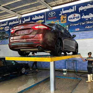 Gasoline Fuel/Power   Ford Fusion 2016