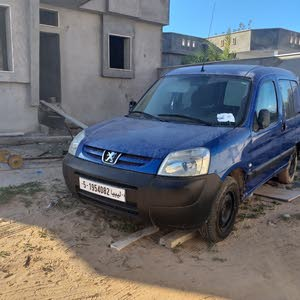 10,000 - 19,999 km Peugeot Partner 2007 for sale