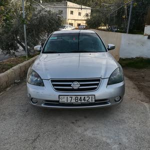 120,000 - 129,999 km Nissan Altima 2005 for sale