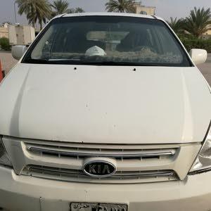 Automatic White Kia 2007 for sale