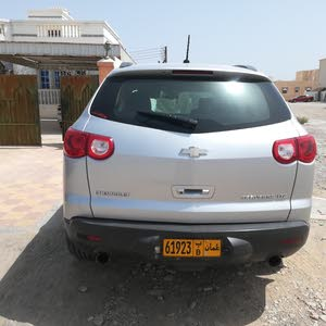Chevrolet Traverse car for sale 2009 in Seeb city
