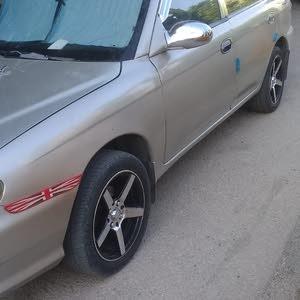 سياره للبيع كيا سيفا 2 فحص 4 جيد قصعات