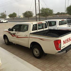 White Nissan Navara 2016 for sale