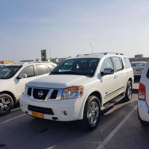 Gasoline Fuel/Power   Nissan Armada 2013