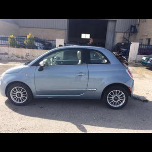 Used condition Fiat 500 2013 with 40,000 - 49,999 km mileage