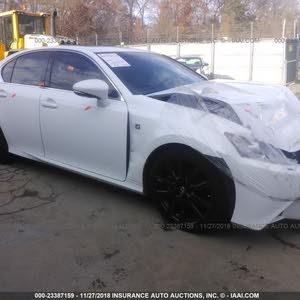 2014 Lexus GS 350 F sports