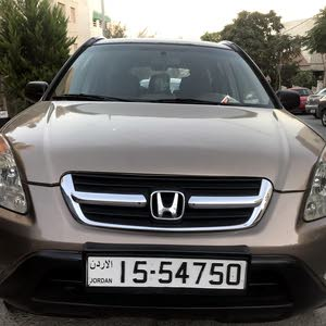 2004 Used CR-V with Automatic transmission is available for sale