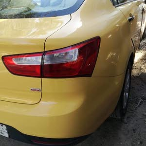 Kia Rio made in 2014 for sale