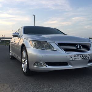 Used Lexus IS in Sharjah