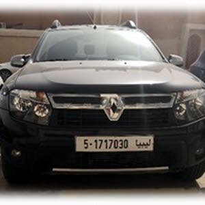 Gasoline Fuel/Power   Renault Duster 2014
