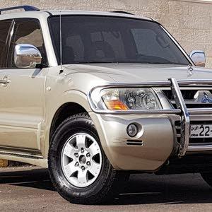 Gasoline Fuel/Power   Mitsubishi Pajero 2006