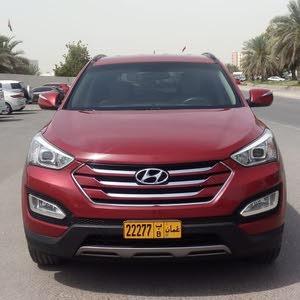 Hyundai santafe model.2014 for sale v4