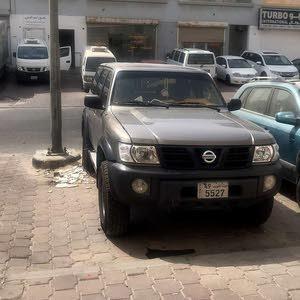 For sale 2003 Blue Patrol
