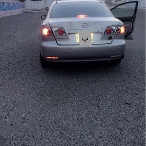 Automatic Silver Mazda 2005 for sale