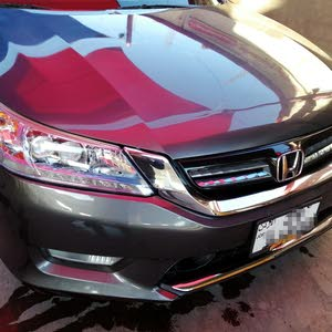 Brown Honda Accord 2014 for sale