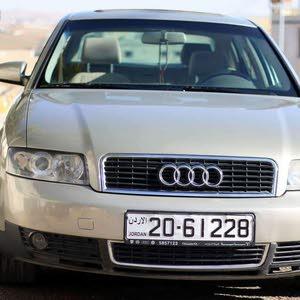 Gasoline Fuel/Power   Audi A4 2004
