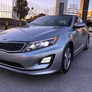 Kia Optima car is available for sale, the car is in Used condition