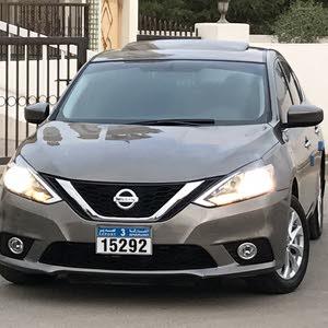 km mileage Nissan Sentra for sale