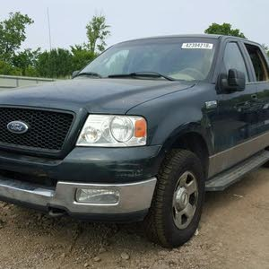 Automatic Green Ford 2004 for sale