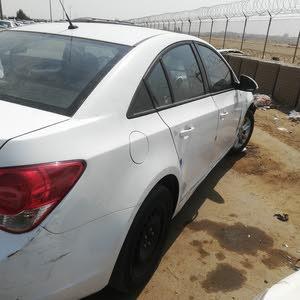 Chevrolet Cruze car for sale 2014 in Jeddah city