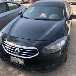 Renault Fluence 2014 For sale - Black color