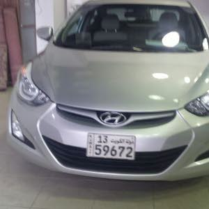 condition Hyundai Elantra 2016 with  km mileage