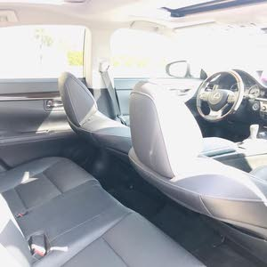 Grey Lexus ES 2017 for sale