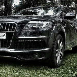 1 - 9,999 km Audi Q7 2012 for sale