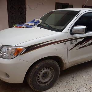 Manual Toyota 2008 for sale - Used - Jalu city