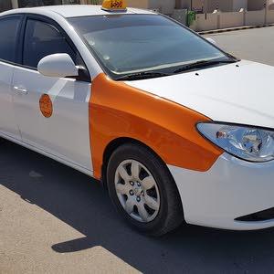 Used condition Hyundai Elantra 2010 with +200,000 km mileage
