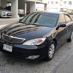 Toyota Camry made in 2005 for sale