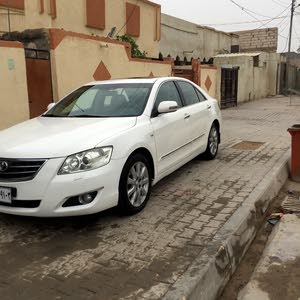 White Toyota Aurion 2009 for sale