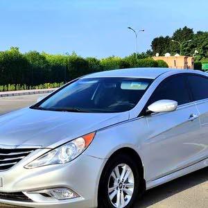 Silver Hyundai Sonata 2014 for sale