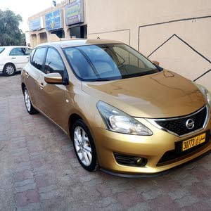 2014 Used Tiida with Automatic transmission is available for sale