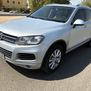 condition Volkswagen Touareg 2012 with  km mileage