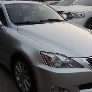Lexus IS 250 Steel Grey Excellent Condition