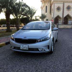 New condition Kia Cerato 2018 with 0 km mileage