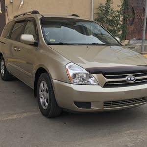 Kia Carnival 2008 for sale in Gharyan