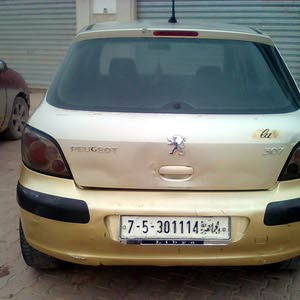 Manual Peugeot 2007 for sale - Used - Benghazi city