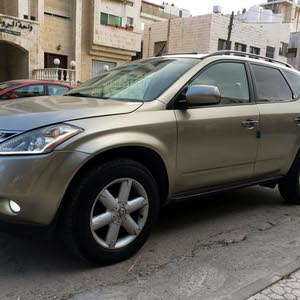 Nissan Murano made in 2005 for sale