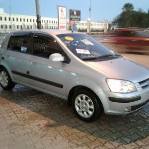 Blue Hyundai Getz 2007 for sale