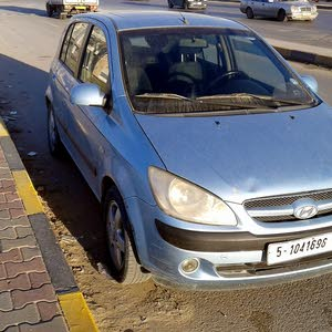 Used Hyundai Getz for sale in Tripoli