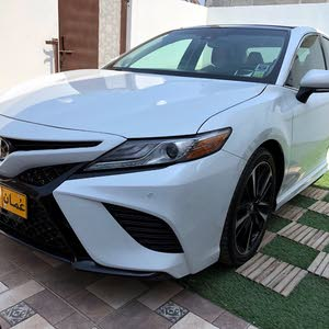 For sale 2018 White Camry