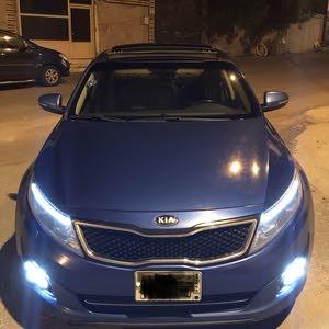 Kia Optima 2014 For sale - Blue color