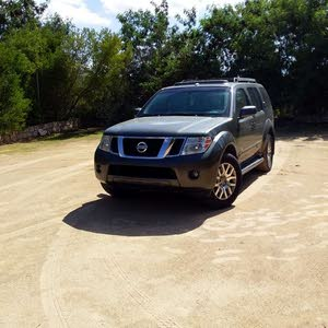 150,000 - 159,999 km Nissan Pathfinder 2008 for sale