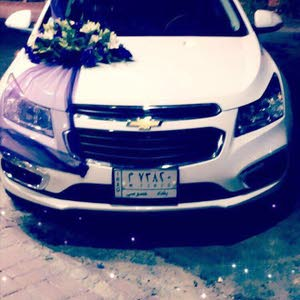 Chevrolet Cruze car for sale 2016 in Baghdad city