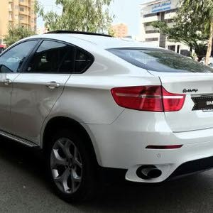 BMW X6 2008 بحاله ممتازه