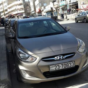 Used 2013 Accent